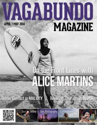Vagabundo Magazine April/May 2014 Magazine