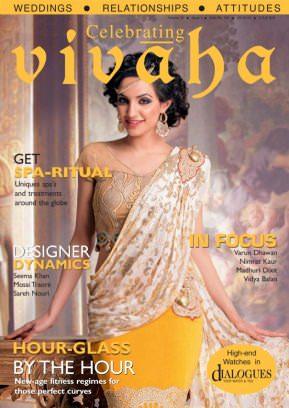 Celebrating Vivaha Issue 04, 2014 Magazine