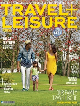 Travel+Leisure India April 2014 Magazine