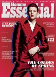 Essential Homme April-May 2014 Magazine