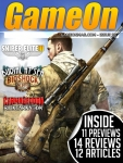 GameOn Magazine Issue 55 - May 2014 Magazine