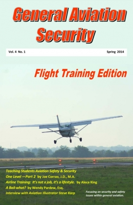 General Aviation Security Spring 2014 Magazine