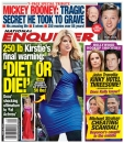 National Enquirer April 21,2014 Magazine