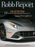 Robb Report US April 2014 Magazine