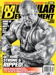 Muscular Development Magazines
