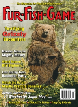 FUR-FISH-GAME May 2014 Magazine