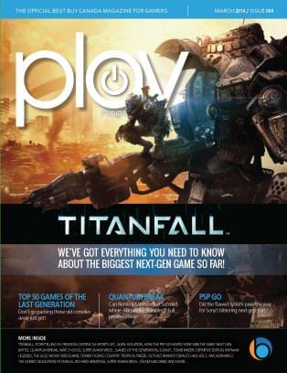 Play Magazine March 2014 Magazine