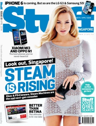 Stuff Singapore April 2014 Magazine
