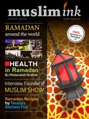 Muslim Ink July 2014 Magazine