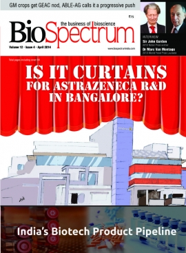 Bio Spectrum April 2014 Magazine