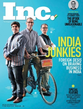Inc April 2014 Magazine