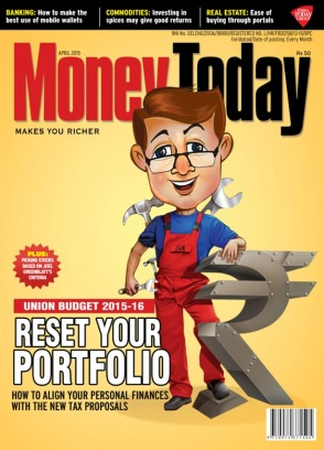 Money Today April 01, 2015 Magazine