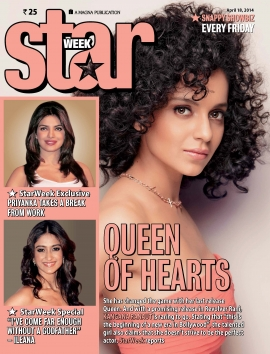 Star Week India April 18 2014 Magazine