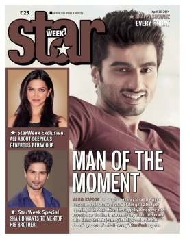 Star Week India April 25 2014 Magazine