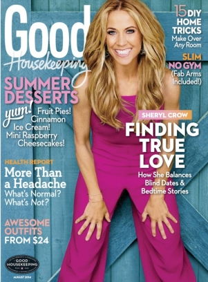Good house keeping us magazine august 2014 issue get for Good house magazine