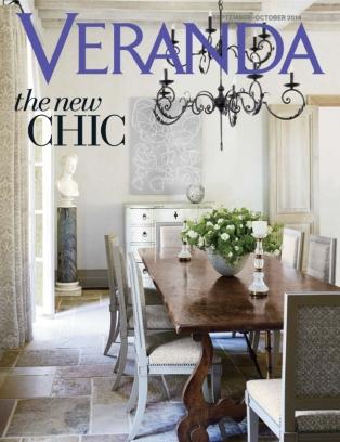 Veranda Magazine September - October 2014 issue - Get your digital copy