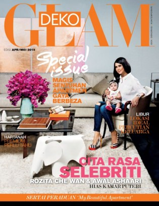 Deko Magazine glam deko malaysia magazine april may 2015 issue get your