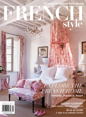 Victorian homes magazine french style 2014 issue get for Victoria magazine low country style