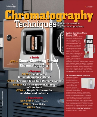 Laboratory Equipment Magazine Chromatography June 2014 issue – Get ...