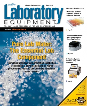 Laboratory Equipment Magazine March 2014 issue – Get your digital copy