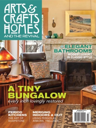 arts and crafts homes magazine summer 2014 issue get. Black Bedroom Furniture Sets. Home Design Ideas