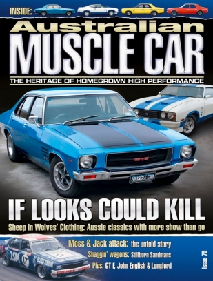 Australian Muscle Car Magazine Issue 75 Issue Get Your Digital Copy