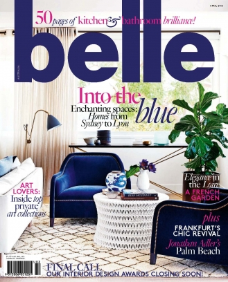 Belle Magazine April 2015 Issue Get Your Digital Copy