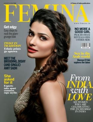 Femina Nov 2014 | Divya Vithika Wedding Planners
