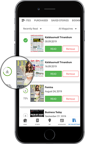 Download the Magzter App on your iOS/Android devices